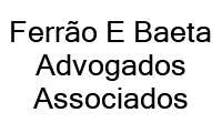 Logo de Ferrão E Baeta Advogados Associados em Setor de Habitações Individuais Sul