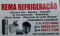Logo de Refrigeração Rema Assistência Técnica