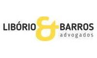 Logo Libório & Barros Advogados em Cristal