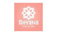 Logo de Dhyana Yoga e Spa em Setor Marista