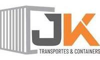Logo de Jk Transportes e Containers
