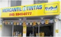 Logo de Mercantil Tintas em Adrianópolis