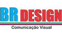 Logo de BR DESIGN Comunicação Visual (91) 982234876 em Marituba