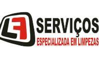 Logo de L E F Serviços em Geral