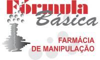 Logo de Farmácia de Manipulação Fórmula Básica em Centro