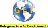 Logo de GET Refrigeração e Ar Condicionado em Passarinho