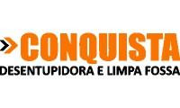 Logo de Conquista Desentupidora e Limpa Fossa
