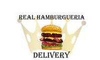Logo de Real Hamburgueria GV