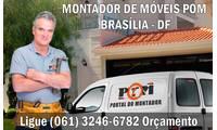 Logo Montagem de Móveis Pom Brasília em Asa Norte
