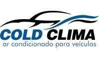 Logo de COLD CLIMA - AR Condicionado para Veículos e Residências