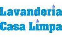 Logo Lavanderia Casa Limpa em Cohaserma