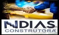 Logo N.Dias Construtora  em Imbuí