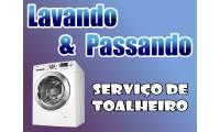 Logo de Lavando E Passando