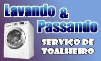 Logo de Lavando & Passando em Jardim Corumbá