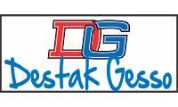 Logo de Destak Gesso em Tirirical