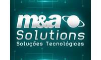 Logo de M&A Solutions em Jabotiana