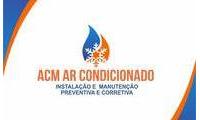 Logo de ACM AR CONDICIONADO em Nova Vista