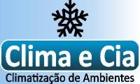 Logo de Clima & Cia Climatização
