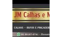 Logo de Jm Calhas em Professora Araceli Souto Maior