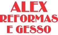 Logo de Alex Construções E Reformas em Sagrada Família