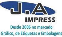 Logo de JA Impress