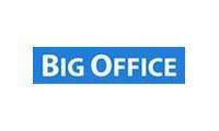 Logo de Big Office em São João
