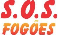 Logo de S.O.S Fogões - Assistência 24h!