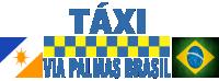 Táxi Via Palmas Brasil