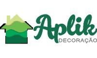 Logo de Aplik Decorações em Geral em Realengo