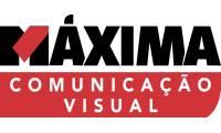 Logo de Máxima Comunicação Visual em Jardim Vila Boa