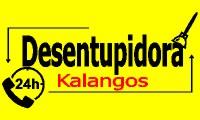 Logo de Kalangos Desentupimento e Caça Vazamento 24 Horas em Paranoá