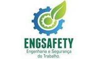 Logo de ENGSAFETY em Centro