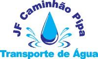 Logo de JF Caminhão Pipa - Transporte de Água Potavél em C