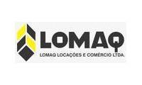 Logo de Lomaq em Carlos Prates