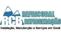 Logo de RCB Refricobal Refrigeração - Conserto, Limpeza e Manutenção de Ar Condicionado