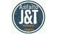 Logo de J&T Asfalto, Terraplenagem e Transporte