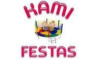 Logo de Kami Festas em Parque Dom Pedro II