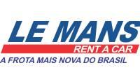 Logo de Le Mans em Flores