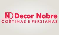 Logo de Decor Nobre Cortinas e Persianas em Santa Felicidade