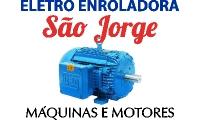 Logo de Eletro Enroladora São Jorge Máquinas e Motores