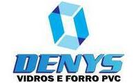 Logo de Denys Vidraçaria & Forro PVC
