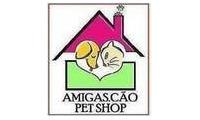 Logo de Amigas.Cão Pet Shop em Campo Belo