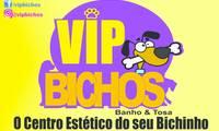 Logo de VIP Bichos em Jaguaribe