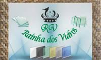 Logo de Vidraçaria Rainha dos Vidros - Rv em Vargem Pequena