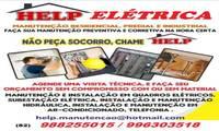 Logo de Help Manutenção em Trapiche da Barra