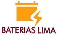 Logo de Baterias Lima em Fátima