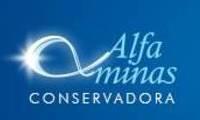 Logo de Alfa Minas Limpeza E Conservação em Manoel Honório
