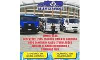 Logo de Limpa Fossa Belém Serviços em São Brás