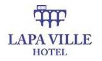 Logo de Lapa Ville Hotel em Centro