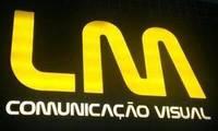 Logo de Lm Comunicação Visual em Zona Industrial (Guará)